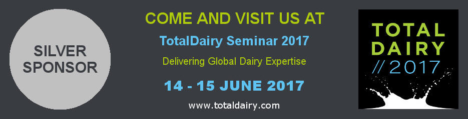 Total Dairy 2017 Silver Sponsor Banner