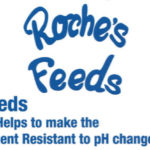 Roche's Feeds Alkaline Feeds Flyer Header