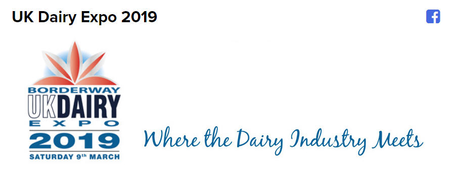 UK Dairy Expo 2019 Banner