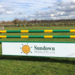 Sundown Fence For BRS Riding School
