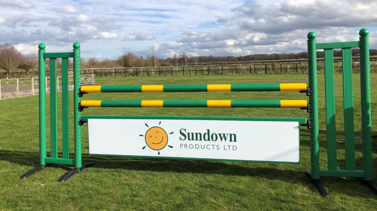 Sundown Fence For BRS Riding School