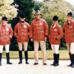 Puffa Jackets Royal Horse Riding
