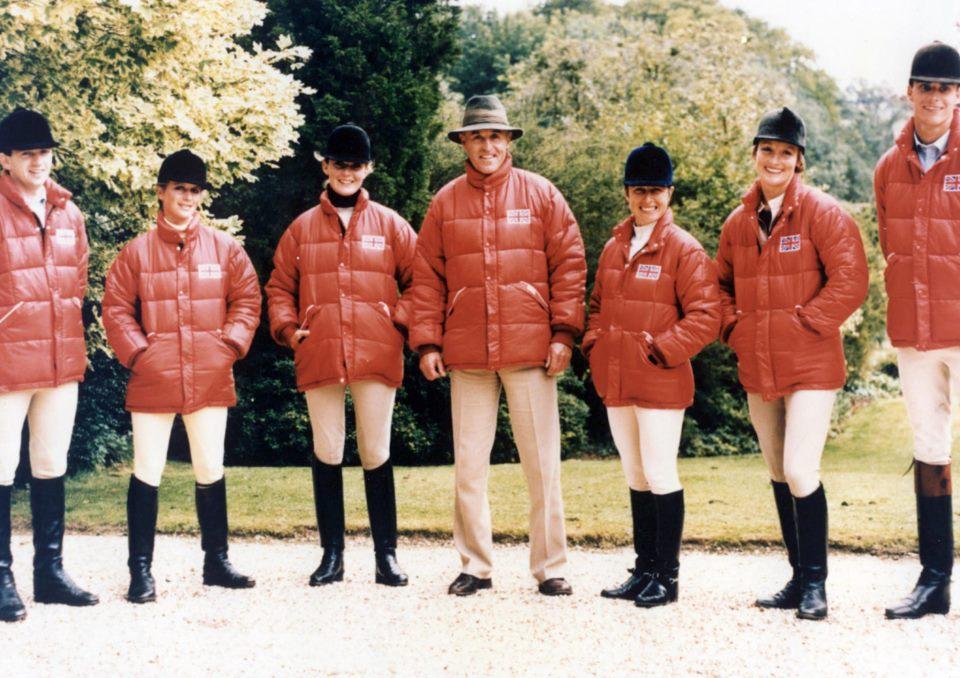 Puffa Jackets Royal Horse Riding