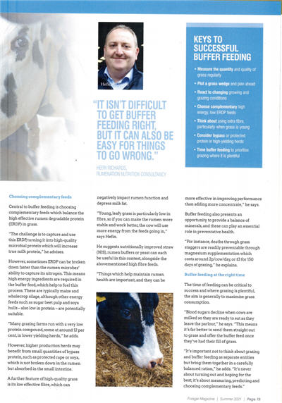 Forager Magazine Article Page 2 Image
